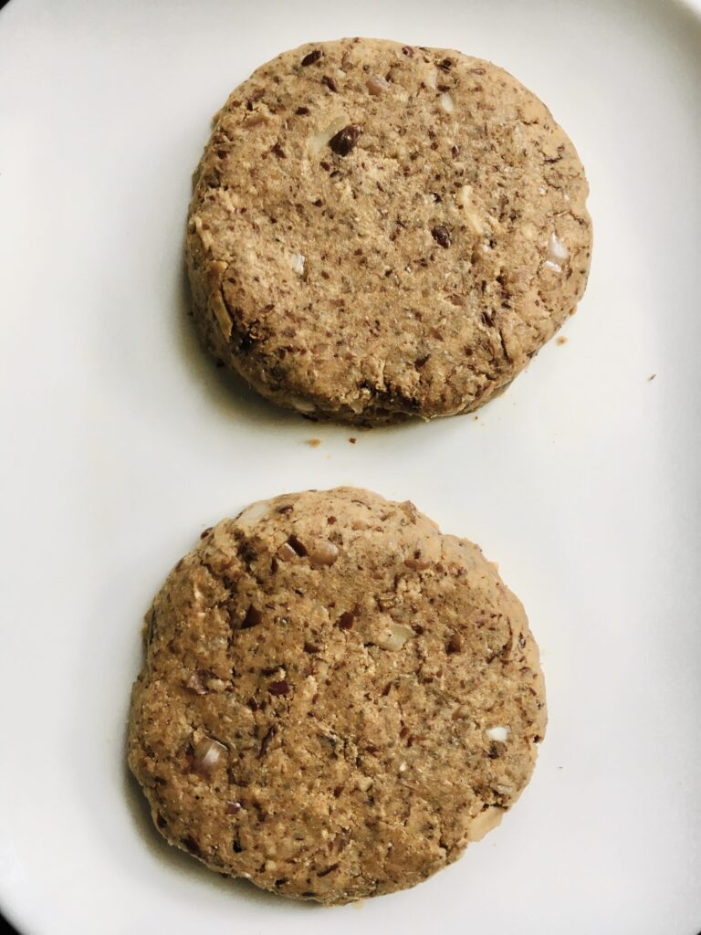Pre-cooked Burger Patty