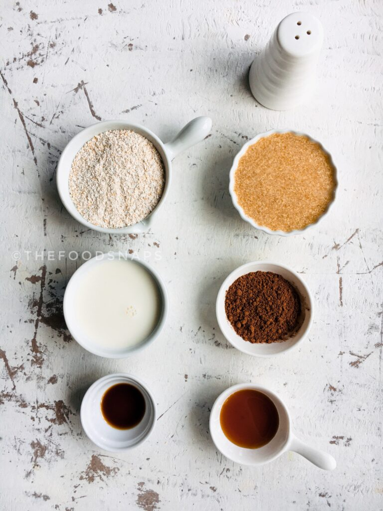 Basic Ingredients for Crepes