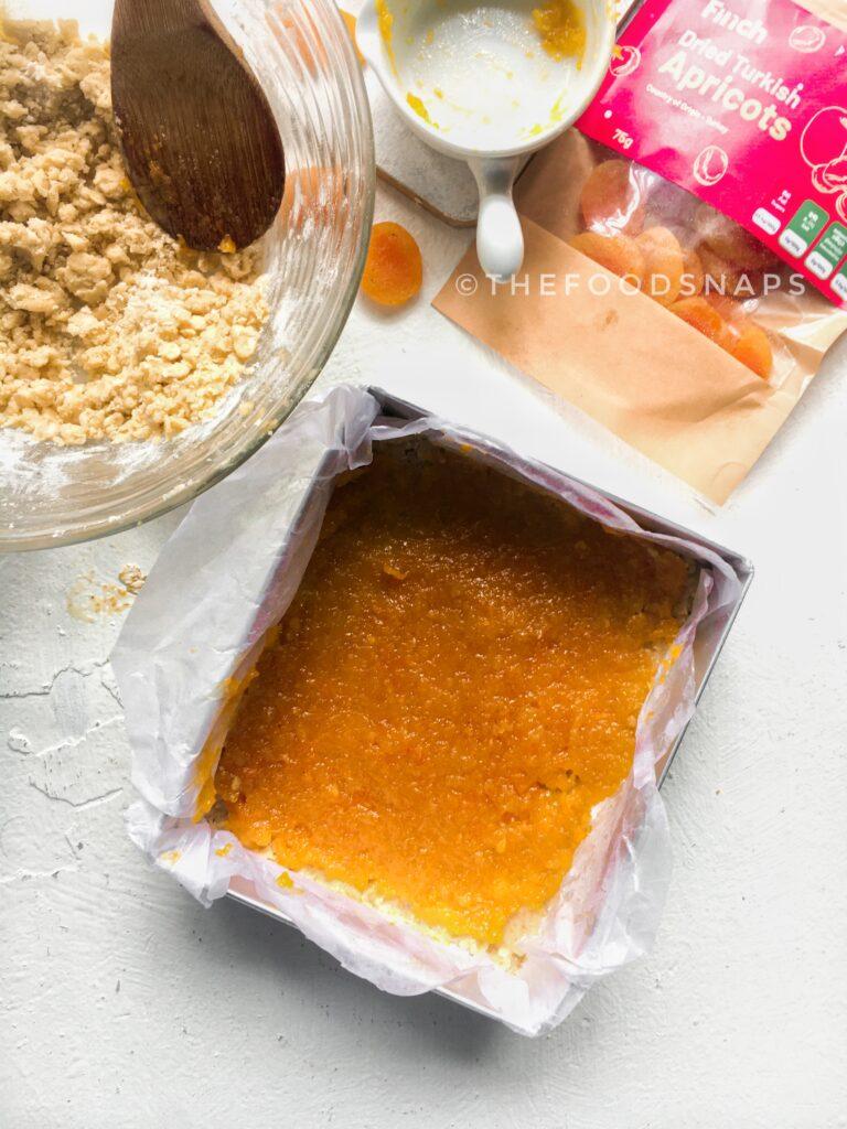 Apricot Jam Layer