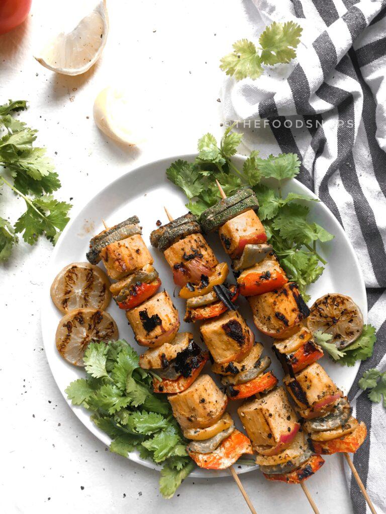 Kohila (Lasia) Kebab Skewers