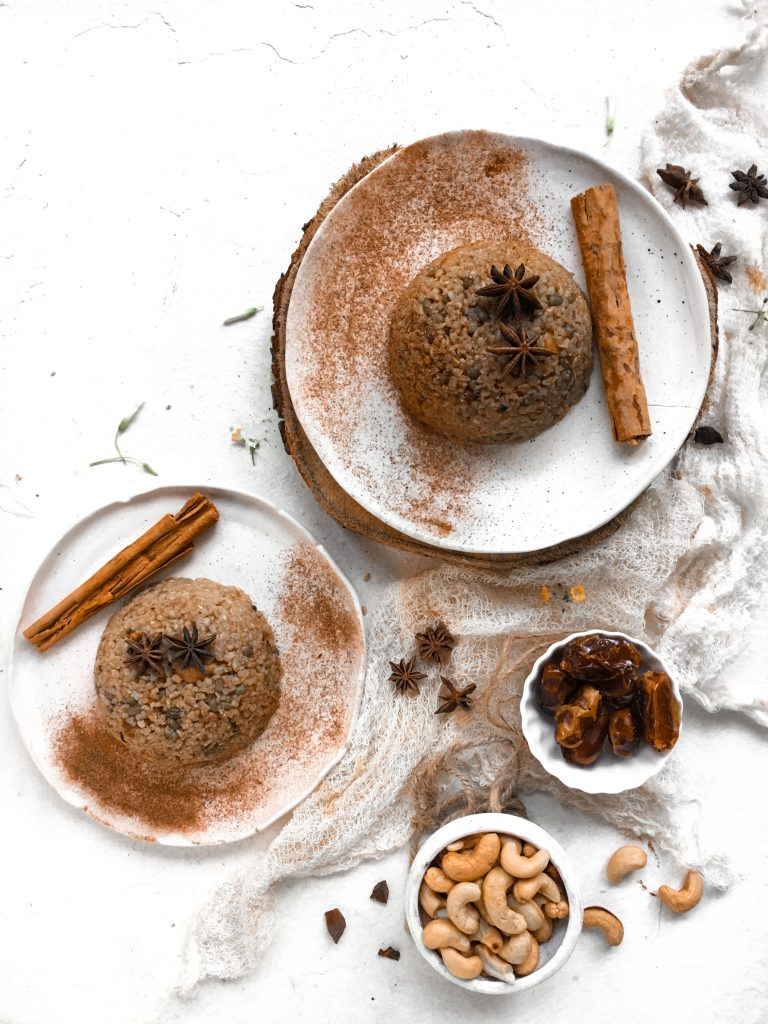 Broken Wheat Sweet Pongal