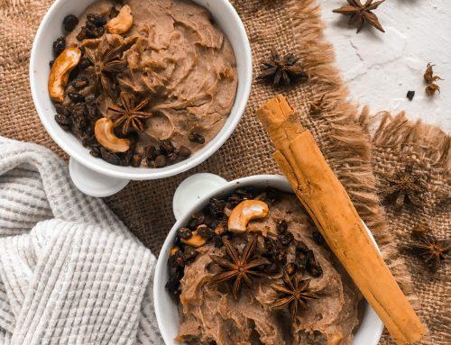 Buckwheat Pudding